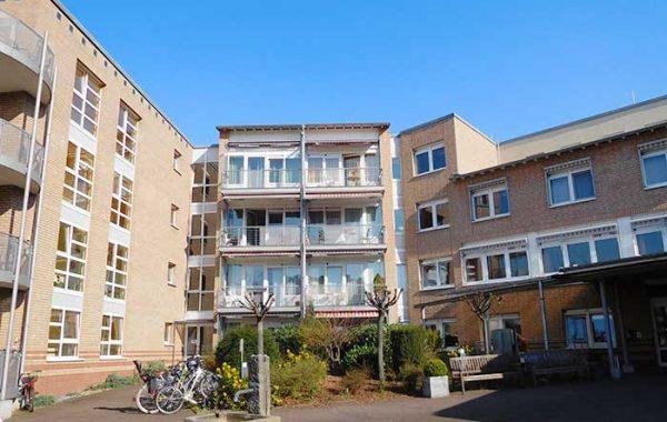Sanierung Seniorenzentrum Siegburg