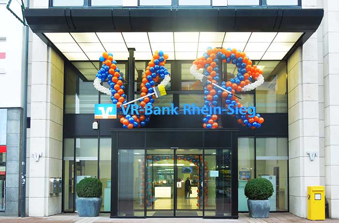 VR Bank Filiale Siegburg