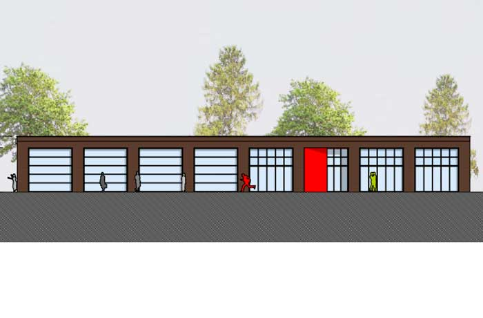 Neubau Rettungswache Swisttal-Heimerzheim